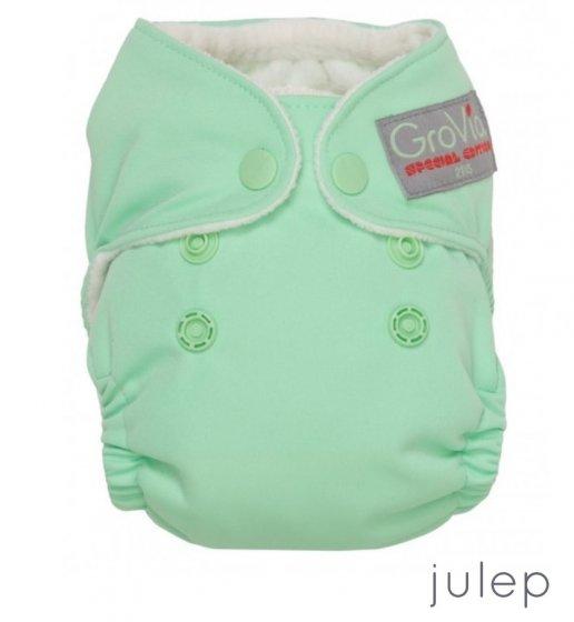 GroVia Newborn Cloth Nappy-Julep