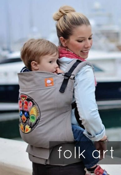 Tula Standard Baby Carrier - Folk Art