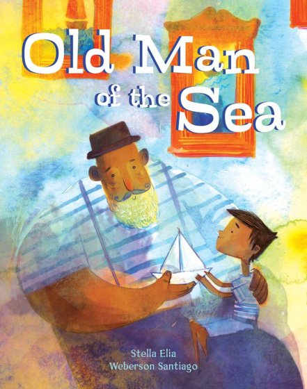 Old Man of the Sea by Stella Elia