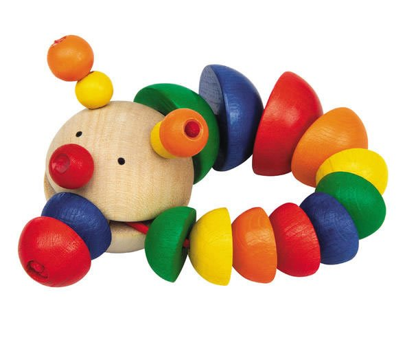 Selecta Sonello Bell Rattle