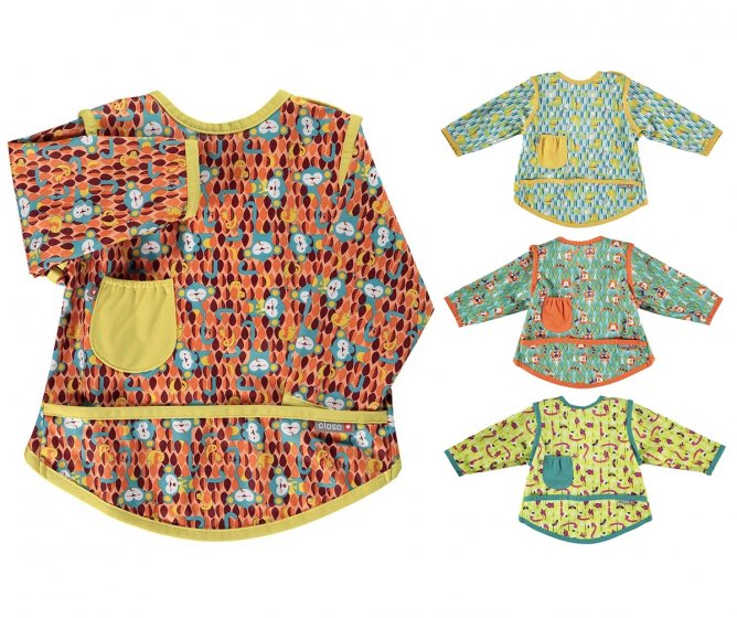Pop-in Stage 4 Coverall Bibs