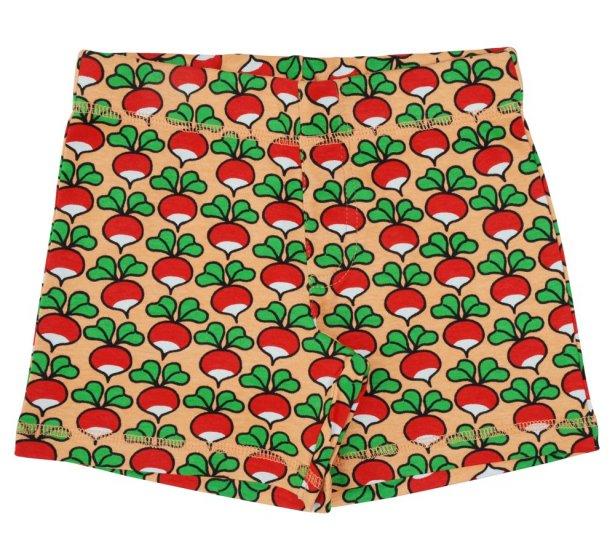 Duns Cantaloupe Radish Short Pants