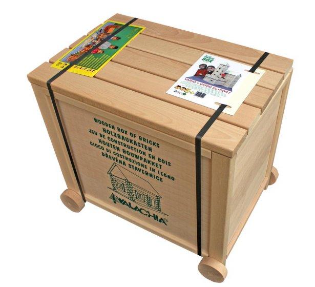 Walachia Vario Box & Fort Building Set 450 Pieces