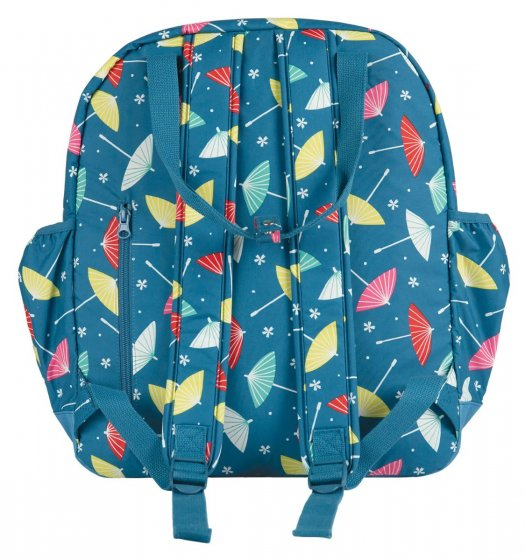 Frugi Parasols Out and About Changing Backpack
