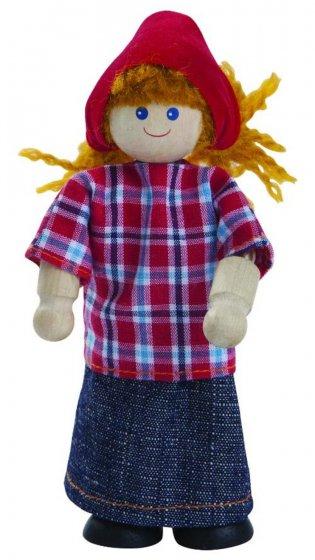 Plan Toys Farmer Woman