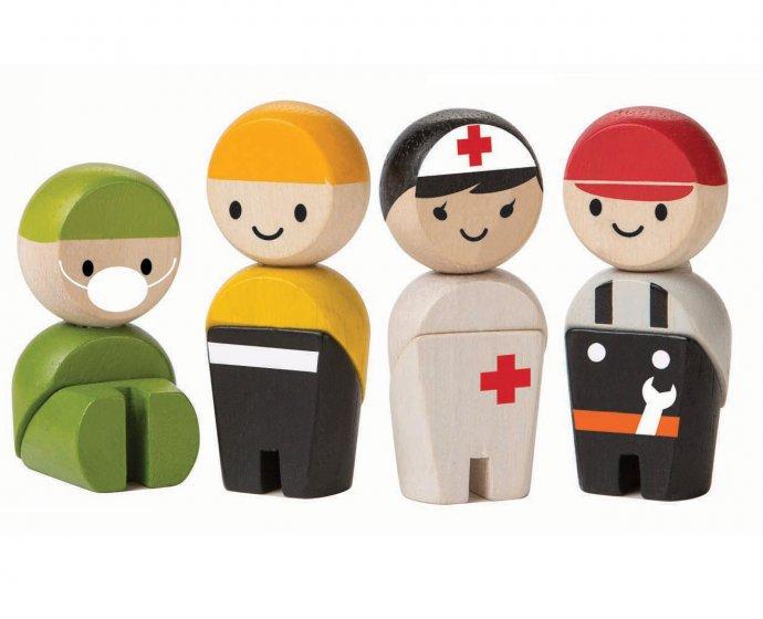 Plan Toys Rescue Crew PlanWorld