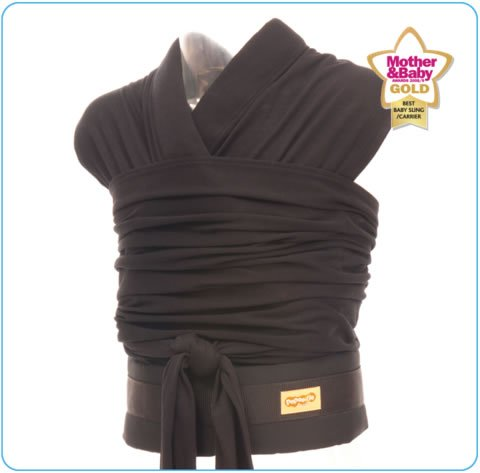 Papoozle Carrier Black