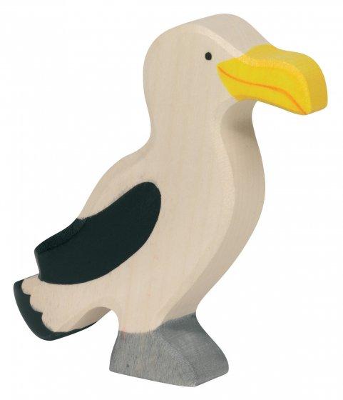 Holztiger Albatross