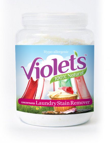 Violets Sanitiser & Stain Remover - Baby Lavender