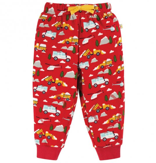 Frugi Mountain Rescue Snuggle Crawlers