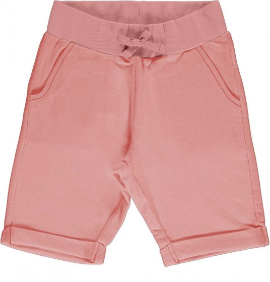 Maxomorra Solid Blossom Sweat Shorts