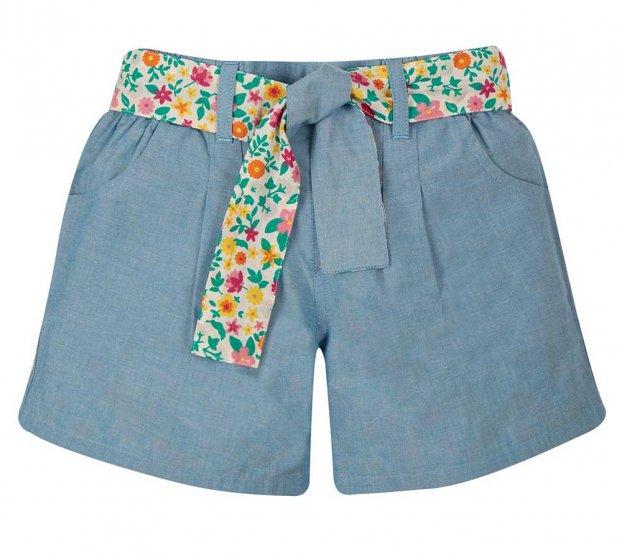 Frugi rhea reversible shorts