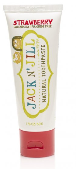 Jack N' Jill Strawberry Toothpaste 50g