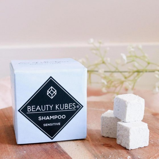Beauty Kubes Sensitive Skin Shampoo