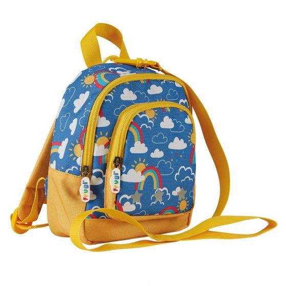 Frugi Rainbow Skies Little Adventurers Backpack