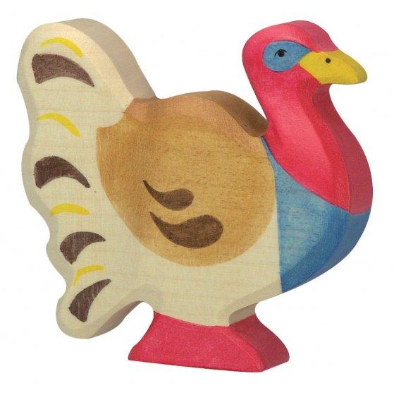 Holztiger Turkey