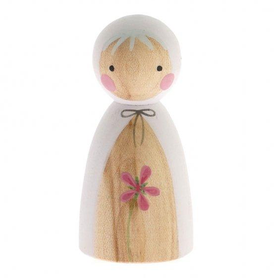 Peepul Stork's Bill Peg Doll