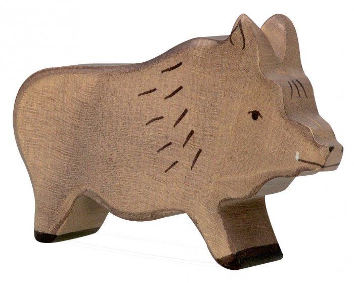 Holztiger Wild Boar