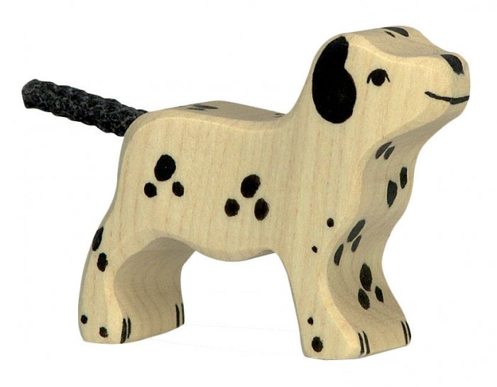 Holztiger Small Standing Dalmatian