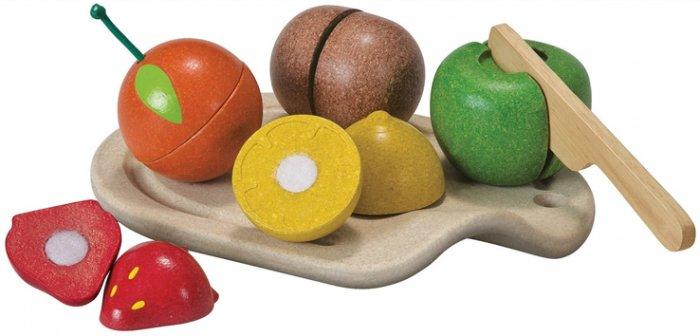 Plan Toys Assorted Fruit Set