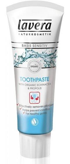 Lavera Fluoride Free Echinacea Toothpaste