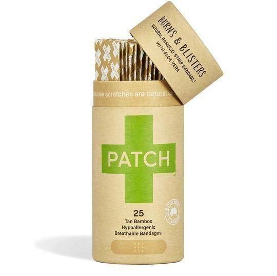 Patch Biodegradable Plasters - Aloe Vera