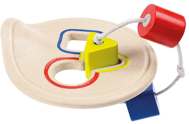 Plan Toys My First Shape Sorter