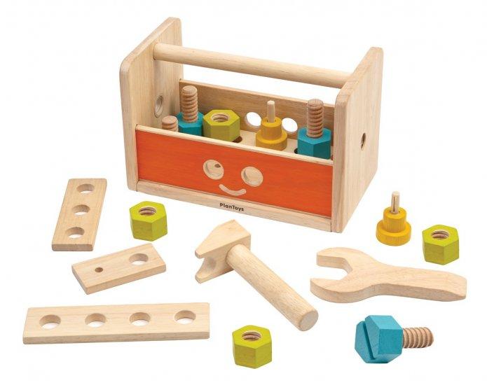 Plan Toys Robot Tool Box
