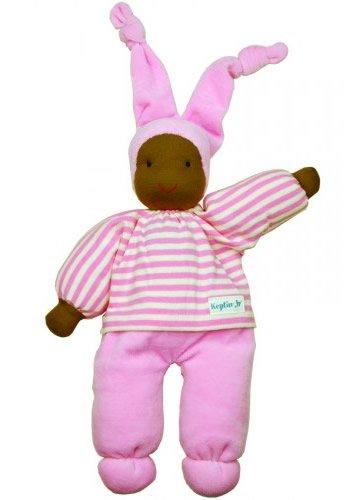 Keptin-Jr Pink Organic Rag Doll