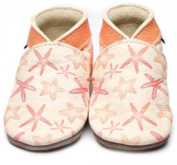 Inch Blue Starfish Shoes