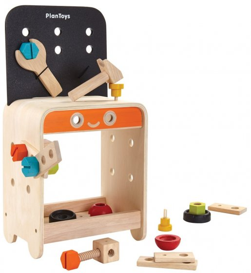 Plan Toys Work Bench