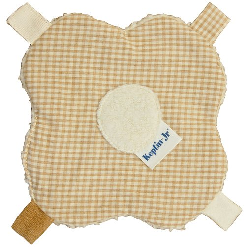 Front of Keptin JR Blankiez baby comforter on a white background