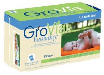 GroVia Biosoaker Pads 20 Pack