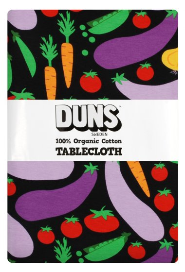DUNS Cultivate Black Table Cloth