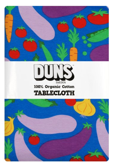 DUNS Cultivate Blue Table Cloth