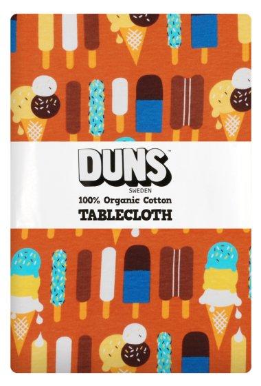 DUNS Ice Cream Pumpkin Table Cloth