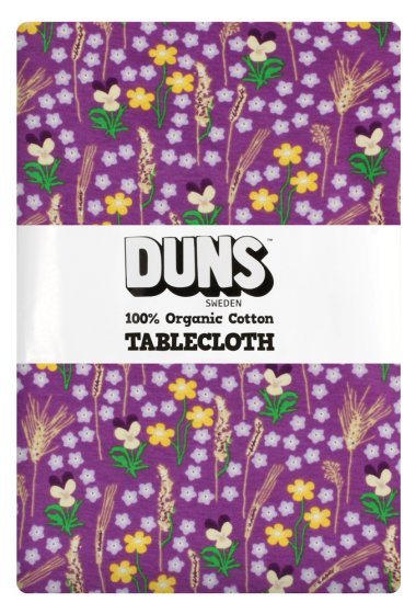 DUNS Meadow Purple Table Cloth