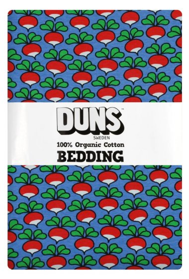 DUNS Radish Corn Flower Junior Bedding