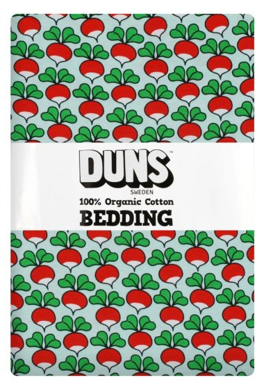 DUNS Radish Eggshell Junior Bedding