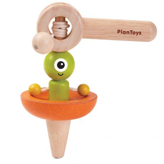 Plan Toys Spaceship Top