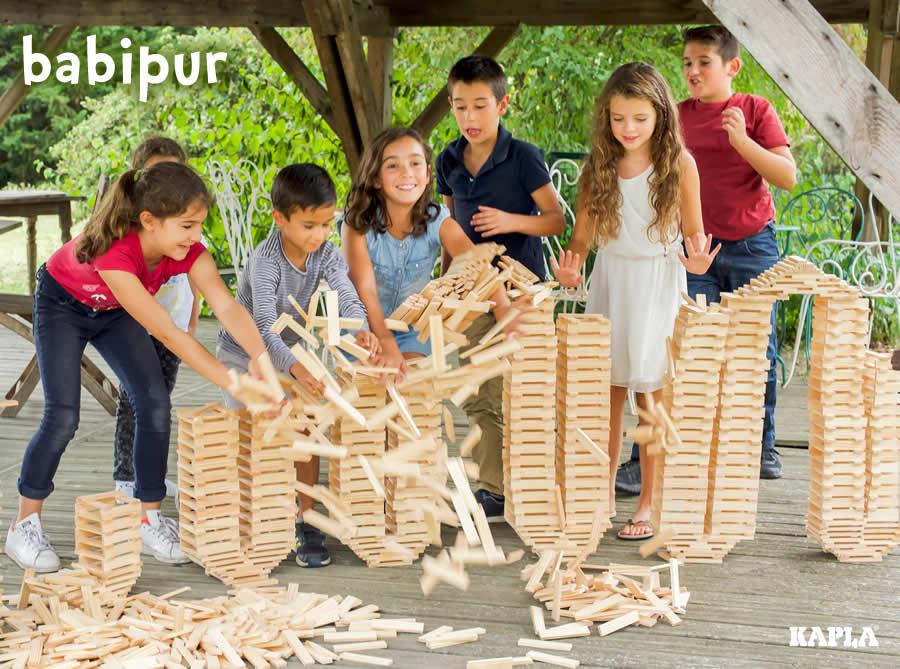 Kapla Wooden Blocks UK Shop