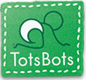 TotsBots Logo at Babipur